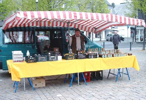 Bauernmarkt Betrieb Hubert Schauerte