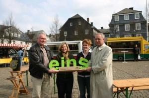 """""""futureins – NRW macht Zukunft"""" - 1. Preis in Sachen """"Regionale Lebensmittel"""""""