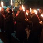 Am 5. Februar: Traditionelle Erneuerung der  Agatha-Gelübdes