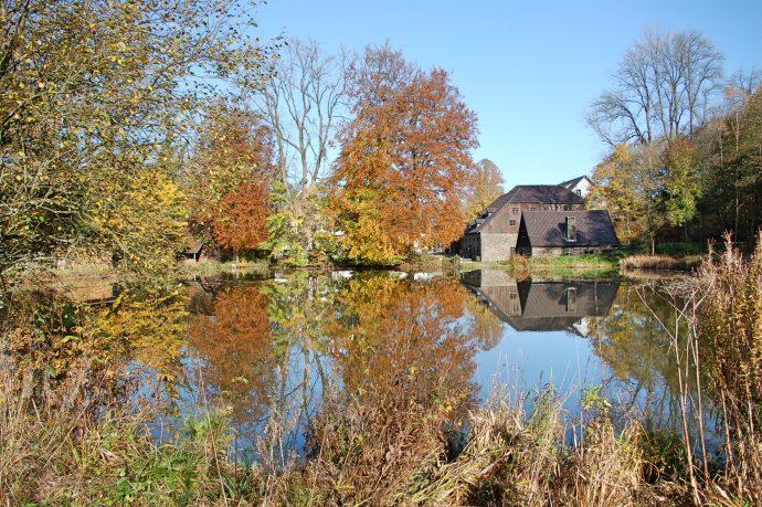 Wendener Hütte im Herbst
