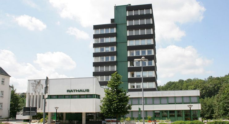 Rathaus Olpe