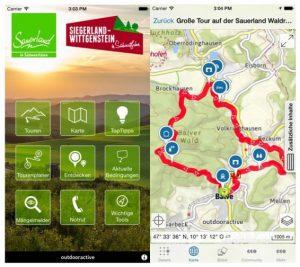 Sauerland-App