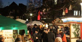 Weihnachtsmarkt Olpe
