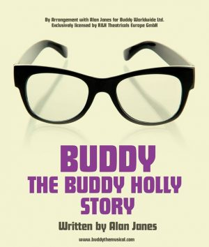 Buddy - The Buddy Holly Story @ Stadthalle Olpe | Olpe | Germany