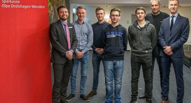 Panspiel Börse 2017 - Sparkasse Olpe-Drolshagen-Wenden
