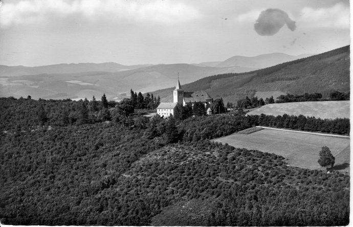Wallfahrtskirche auf dem Kohlhaben - Kirchhundem