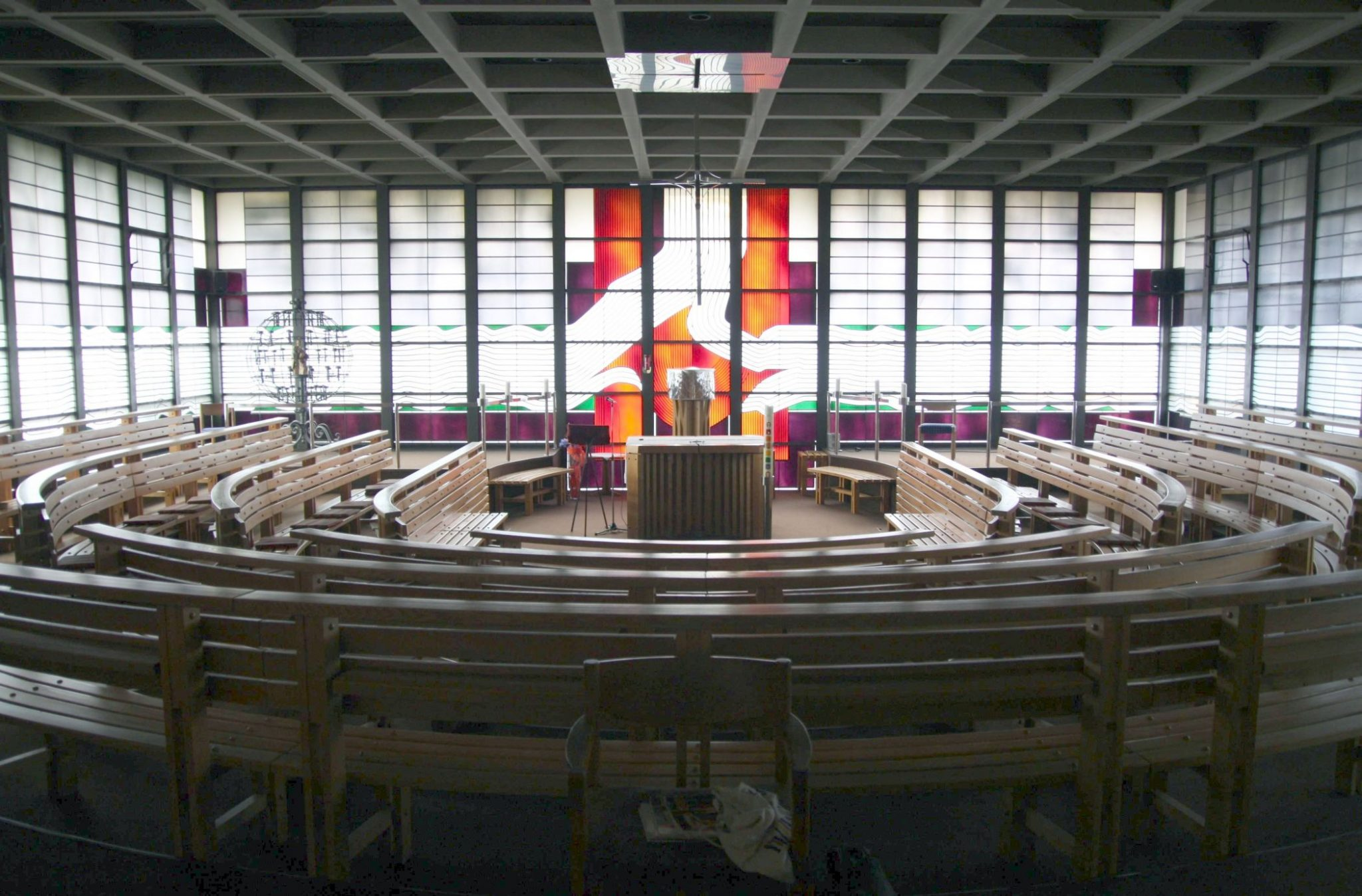 Denkmal des Monats: Kapelle St. Josef auf dem Finkenhagen in Olpe