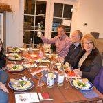 Heimischer Käse und französischer Wein – 2. kulinarische Begegnung auf Hof Siele
