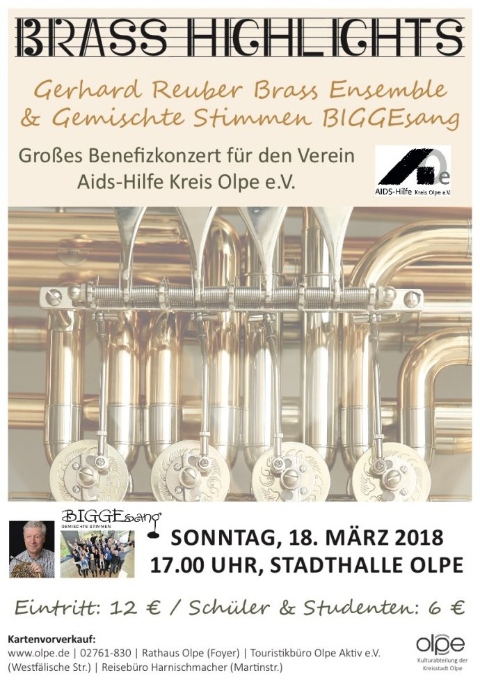 Brass Highlights - Stadthalle Olpe