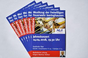 A kind of magic - Jahreskonzert MZI @ Stadthalle Olpe | Olpe | Germany