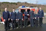 Vorstand Musikzug der Freiwilligen Feuerwehr Olpe