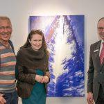 """Vernissage """"art casual"""" in der Sparkassen-Galerie"""