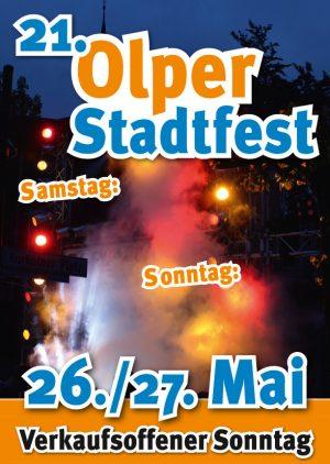 Stadtfest Olpe 2018