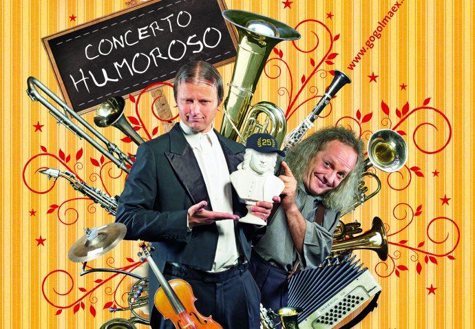 Concerto Humoroso - Olpe