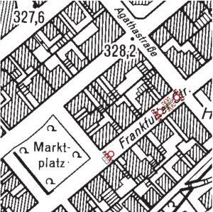 Sperrstelle Frankfurter Strasse Olpe
