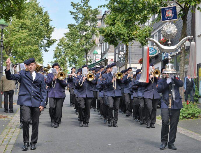 Musikzug Olpe - Musikzug der Freiwilligen Feuerwehr Olpe