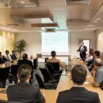 Professor der Uni Siegen informiert über Automatisierungstechnik