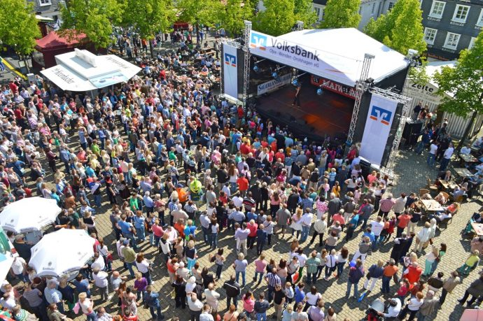 Stadtfest Olpe