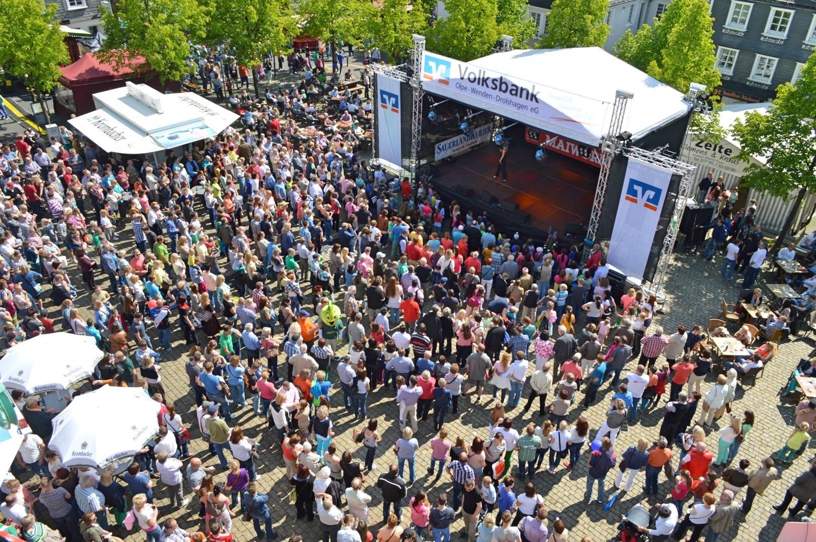 Stadtfest 2018: Olpe feiert die Party