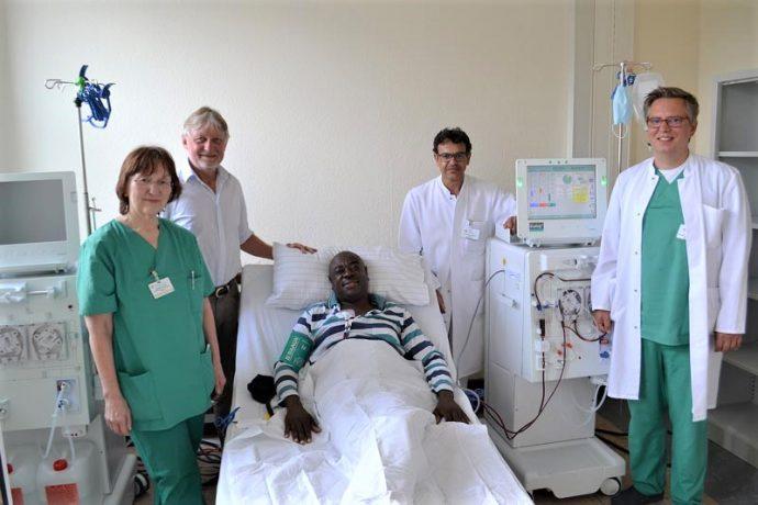 Katholische Hospitalgesellschaft Südwestfalen Behandlung Simbabwer Gordon