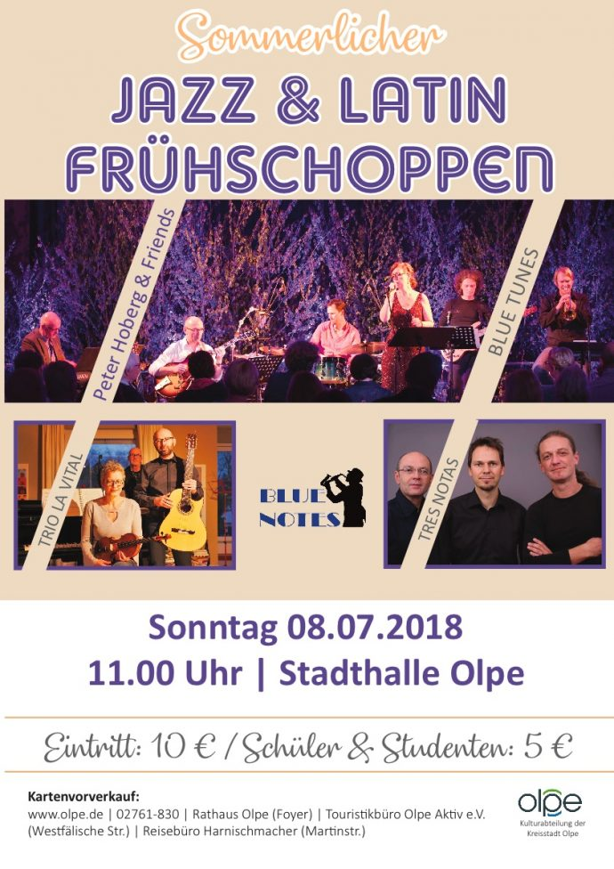 PETER HOBERG & BAND - Stadthalle Olpe