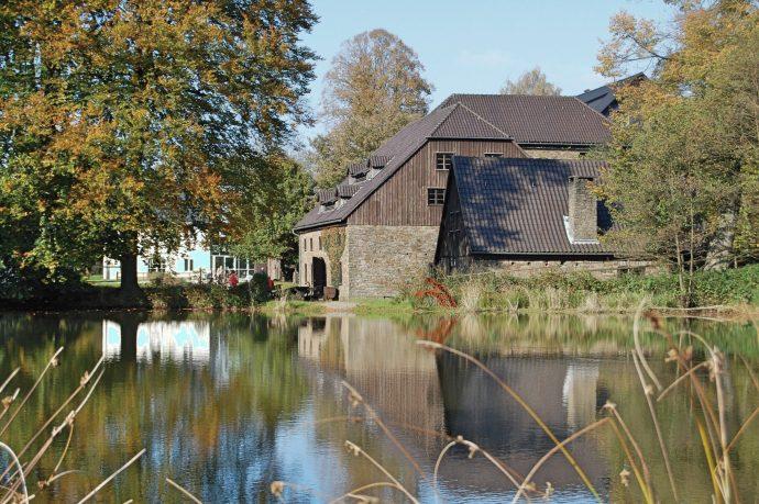 Wendener Hütte - Hütte mit Museum