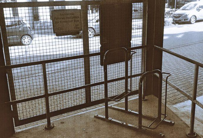 Kostenlose Fahrrad-Parkplätze Olpe