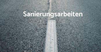 """Sanierungsarbeiten: """"Martinstraße"""" und """"Westfälischen Straße"""""""