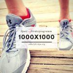 Bis zu 3.000,-€ Fördergelder für Sportvereine