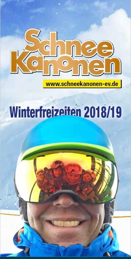 Schneekanonen Olpe - Programm 2018