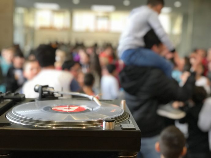 DJ Grazly Adams - was macht ein DJ