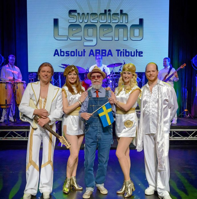 Swedish Legend – Absolut ABBA Tribute - Stadthalle Olpe