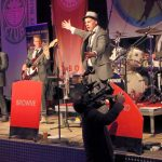 Tom Browne Band - Stadthalle Olpe