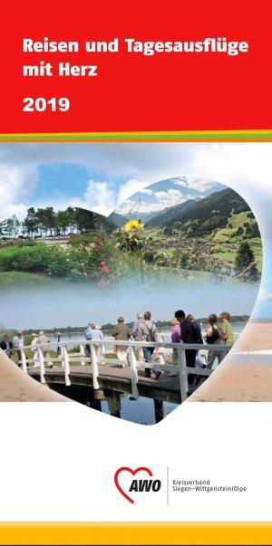 AWO Reisekatalog 2019 Olpe-Siegen