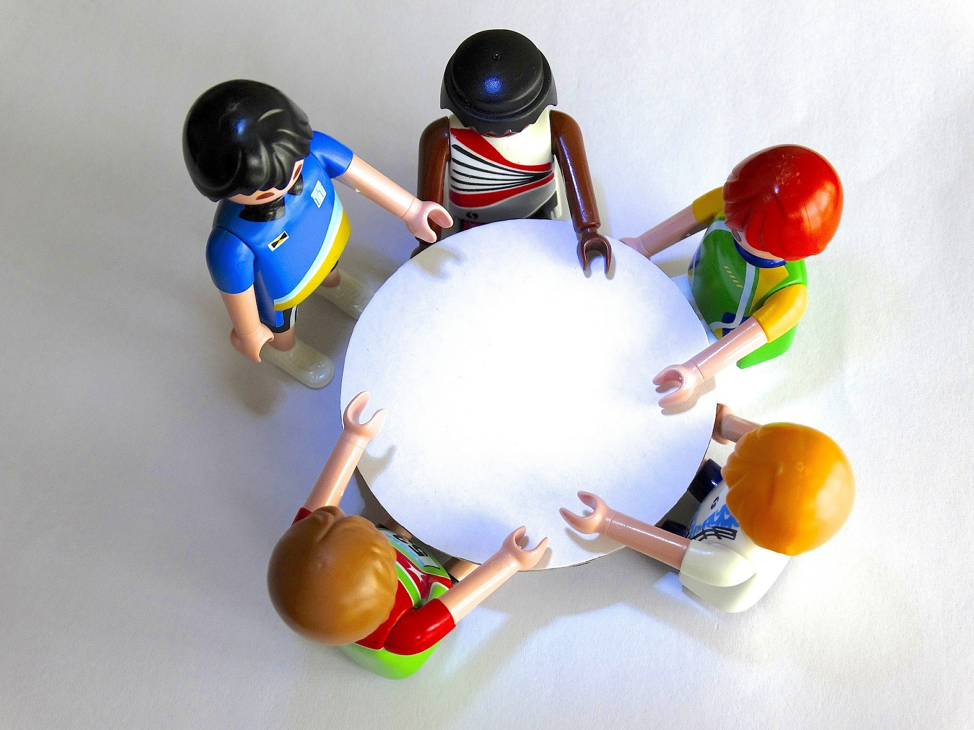 Runder Tisch Integration am 26. Oktober 2021