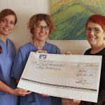 KHS Spendenübergabe Brustzentrum