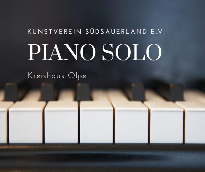 Piano Solo - Kreis Olpe