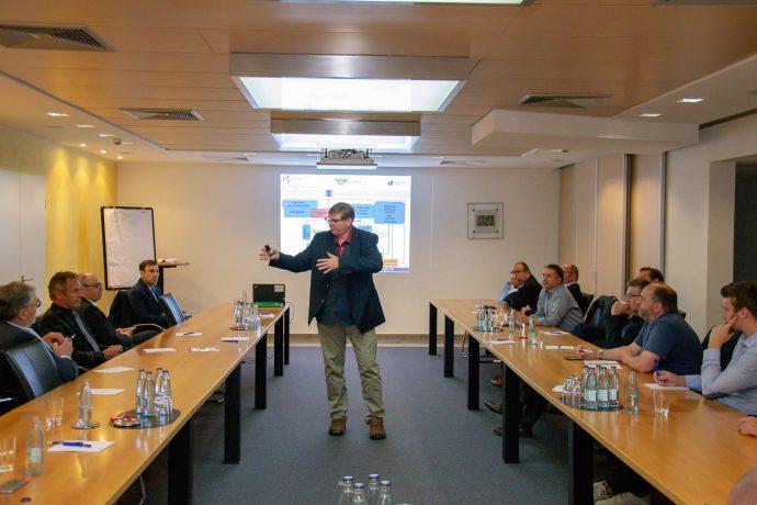 digitale Fertigung am Beispiel des 3-D-Drucks - Sparkassen Forum Olpe