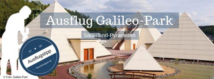 Ausflugstipp - Panneklöpper - Sauerland-Pyramiden