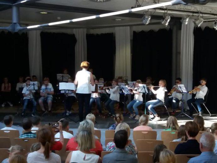 Konzert der Bläser.-Kids 2019