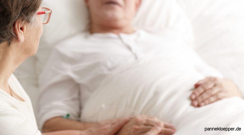 Informationsabend: Pflegegrade und Pflegeversicherung