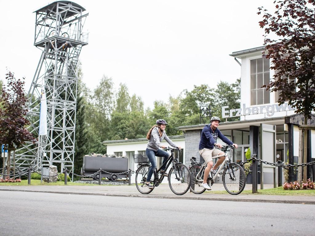 Ferien-Ausflugstipp: Tourenradfahren – Erz- und Wasser-Tour