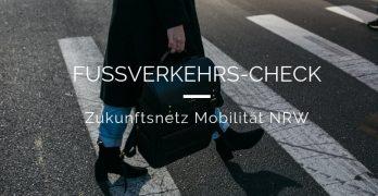 Fußverkehrs-Check