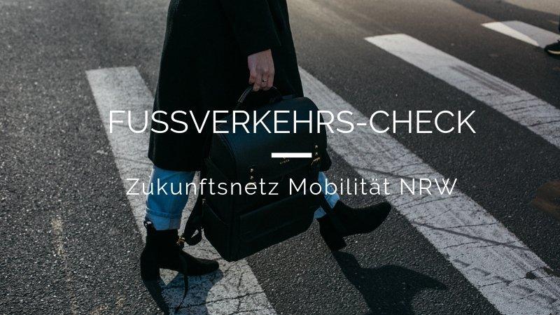 "Olpe macht den ""Fußverkehrs-Check"""