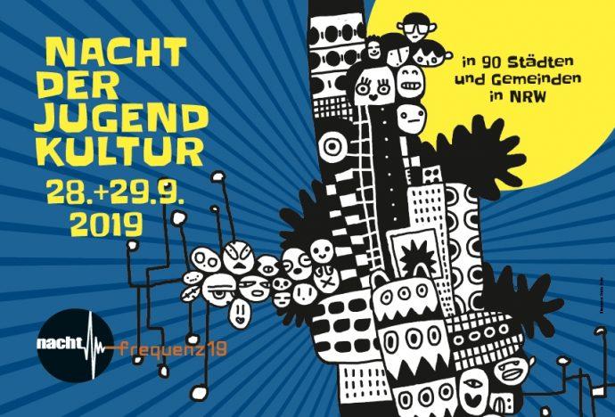 Nachtfrequenz 2019 - Nacht der Jugendkultur
