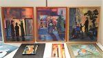Vernissage & Kunstwerkverkauf - Ingrid Greiner - Stadthalle Olpe