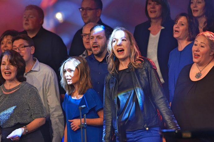 """""""Der beste Chor im Westen"""" - BIGGEsang Olpe"""