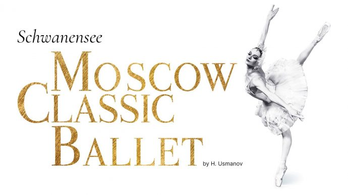 MOSCOW CLASSIC BALLET Schwanensee - Stadthalle Olpe