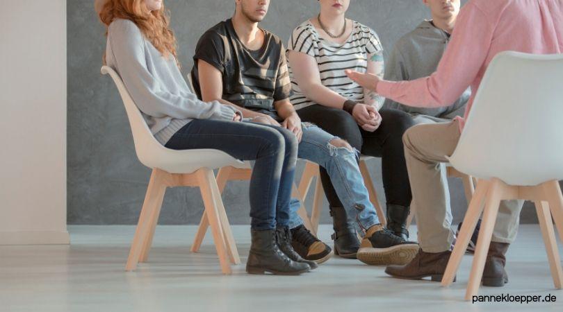 Treffen für Angehörige psychisch erkrankter Menschen am 12.12.2019