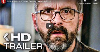 """Film Café zeigt """"Der Vorname"""""""